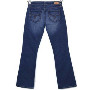 Levis 524 Too Superlow Bootcut Jeans 7 x 31